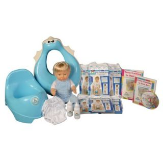 Mom Innovations Potty Training in One Day   The Complete System for