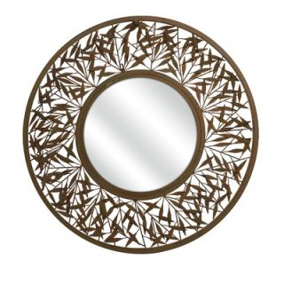 IMAX Mazatol Iron Wall Mirror