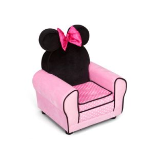 Delta Childrens Products Minnie Mouse Kids Club Chair   TC83968MM