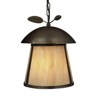 Hinkley Lighting Aspen Outdoor Pendant in Antique Copper