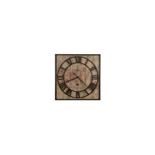 Luxury Time Products Caliber Diamond Cut Case Wall Clock   TS 153