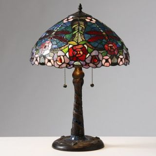 Warehouse of Tiffany Rose Dragonfly Table Lamp   NC162615A 704L
