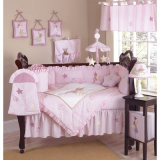 Sweet Jojo Designs Fairy Tale Fairies Crib Bedding Collection