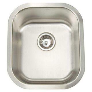 Artisan Sinks Premium Series Bar Sink   AR1618 D8