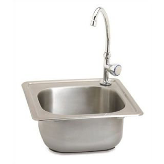 Fire Magic Stainless Steel Sink and Faucet   3587/3588