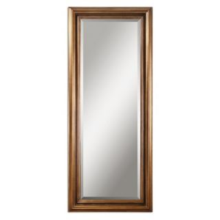 Uttermost Berceto Mirror in Antique Gold and Dark Bronze