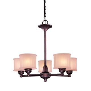 Minka Lavery 1730 Series 5 Light Chandelier   1735 167