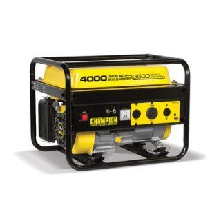 Champion Power Equipment 3500/4000 Watt Portable Generator