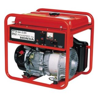 Baldor Powerchief 6,000 Watt Industrial Portable Generator With Honda