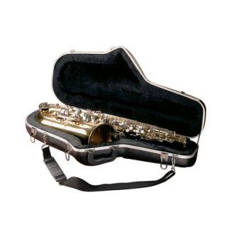 Gator Cases Molded Band and Orchestra Alto Sax Case   GC ALTO SAX