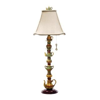 Sterling Industries Tea Service Candlestick Table Lamp