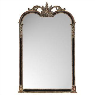 Paragon Black and Gold Napoleon Mirror