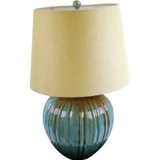 Yosemite Home Decor 1 Light Portable Table Lamp
