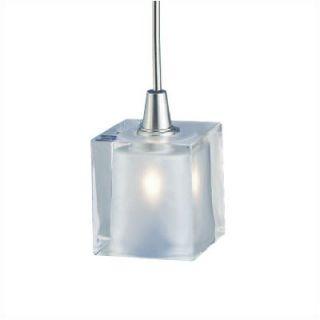 LBL Lighting Rocks 1 Light Mini Pendant   HS261CR X