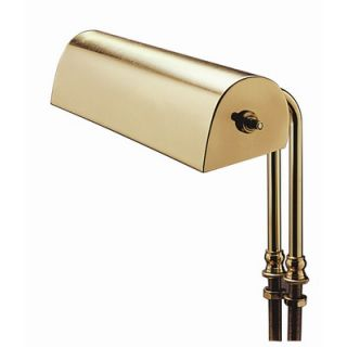 House of Troy Lectern Light in Polished Brass