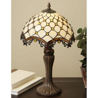 Warehouse of Tiffany Jewel Roman Table Lamp   TFW9001/12TL