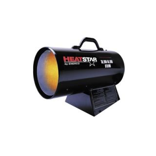 Heatstar 125000 170000 BTU Forced Air Propane Heater   HS170FAVT
