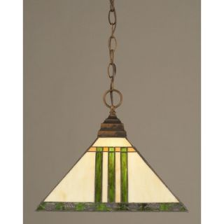 Toltec Lighting 1 Light Any Chain Pendant