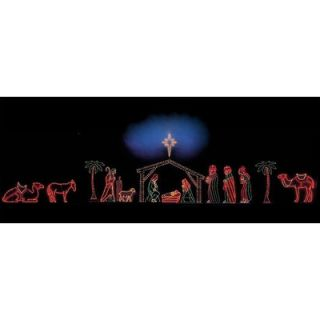 Holiday Lighting Specialists Large Star of Bethlehem