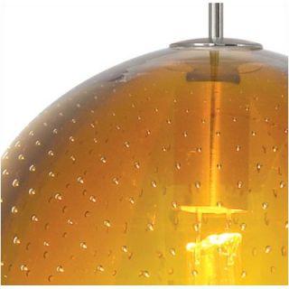 LBL Lighting Bulle 1 Light Mini Pendant   HS348 XX