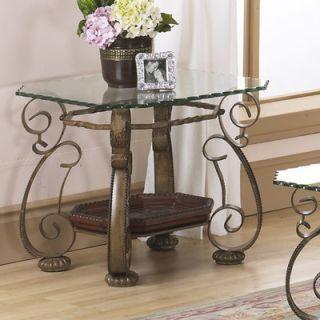 Alpine Furniture Astoria End Table