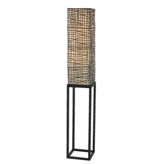Kenroy Home Fortress Two Light Floor Lamp in Bronze   21069BRZ