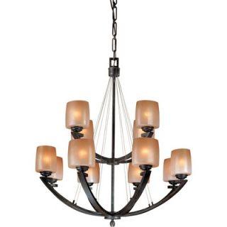 Minka Lavery Aston Court 8 Light Chandelier   4756 206