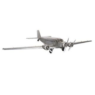 Authentic Models Junkers JU52 Iron Annie Airplane in Silver