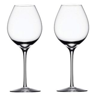 Vinotemp 440 Champagne Glass Design Oak Wine Cooler Cabinet