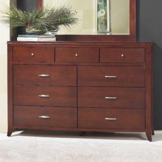 Ecologica Furniture Reclaimed Wood 12 Drawer Dresser