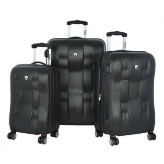 Olympia Grand Torino 3 Piece Spinner Luggage Set   HE 2000 3