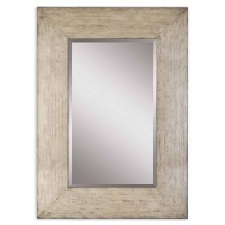 Uttermost Langford Beveled Mirror in Natural