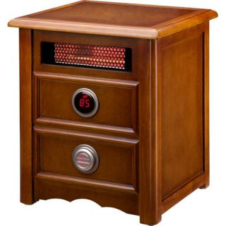 Dr. Infrared heater 1500W, Advanced Dual Heating System with