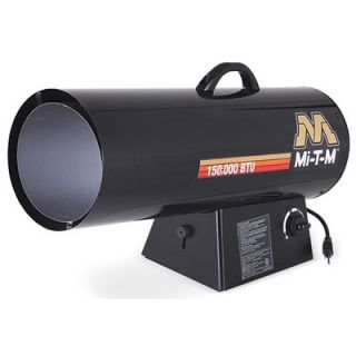 Mi T M Propane 150,000 BTU Forced Air Portable Space Heater