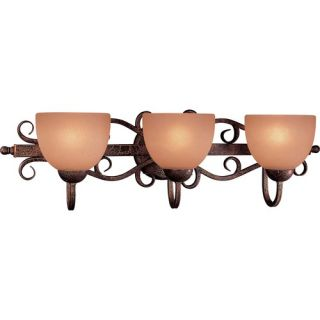 Minka Lavery Aston Court Vanity Light in Bronze   5744 206