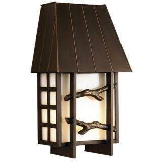 Philips Forecast Lighting Windrush One Light Outdoor Wall Sconce in