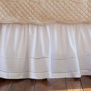Taylor Linens Tailored Pinefore Bed Skirt   208PINEF