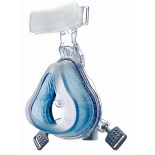 Philips Respironics Comfort Gel Full Face Mask and Headgear
