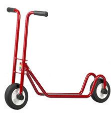 The Masarati of scooters, this one has lots of safety features and is