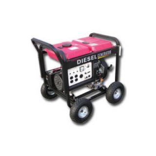 Eastern Tools and Equipment 4000 Watt Portable Diesel Generator