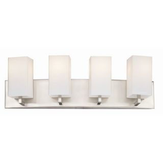 Philips Forecast Lighting Avenue Vanity Light in Satin Nickel