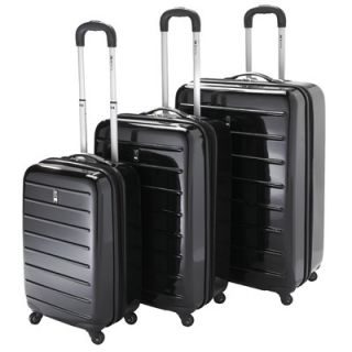 Travel Concepts Parallel 3 Piece Hardsided Spinner Set