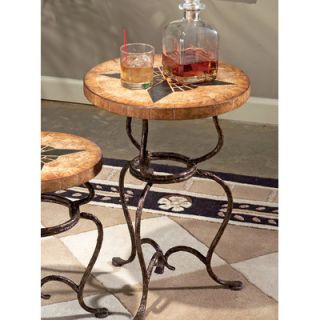 Butler Metalworks Large End Table