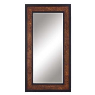 Cooper Classics Ryden Wall Mirror in Olive Ash Burl