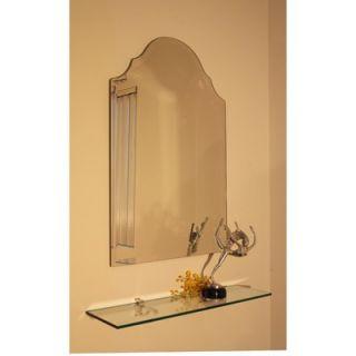 Spancraft Glass Regency Regal Frameless Mirror   223 2232 / 224 2436