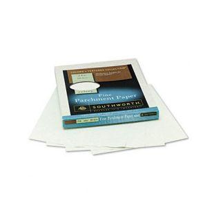 Colors + Textures Fine Parchment Paper, Celery, 24lb, Letter, 100 per