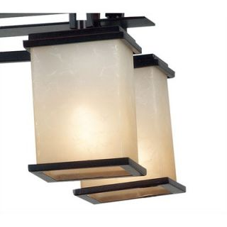 Kenroy Home Plateau Island Light   90386ORB
