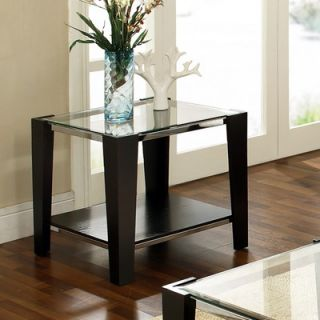 Steve Silver Furniture Newman End Table   NW100ET / NW100EB