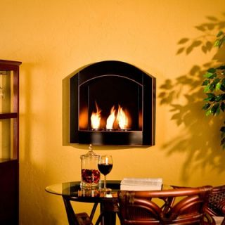 Wildon Home ® Arch Wall Mounted Fireplace