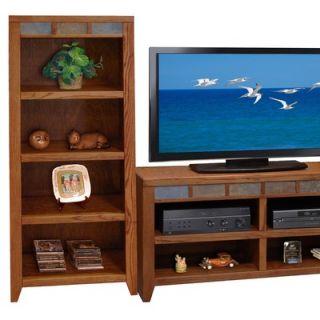 Legends Furniture Oak Creek Bookcase/Audio Cabinet